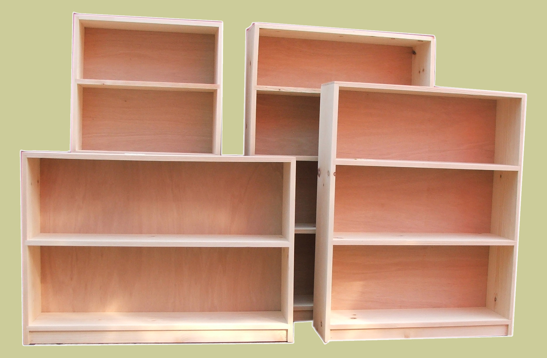 Unpainted Wood Bookcases ~ Pdf knotty pine bookcases plans free